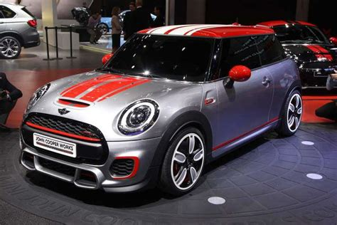 Are Mini Coopers Fast by 2016 Mini Cooper Cooper Works Cooper And Minis