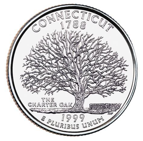 state quarters 188 dollar quot washington quarter quot connecticut united states numista