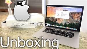 Apple MacBook Pro 15-inch Retina (2015): Unboxing & Review ...