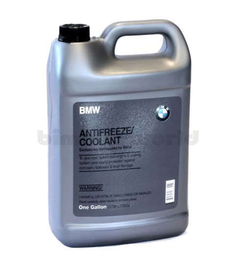 Bmw Antifreeze by Bmw Coolant 1 Gallon