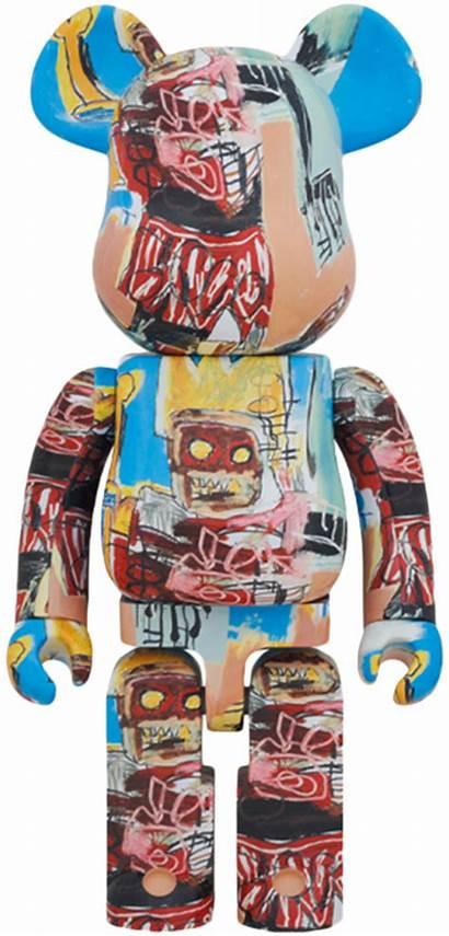 Basquiat Michel Jean 1000 Figure Collectible Rbrick