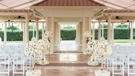orlando weddings wedding venues waldorf astoria orlando