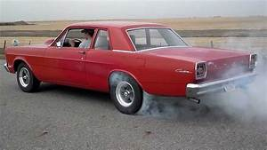 1966 Ford Custom 429 Burnout