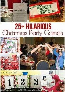 25 Easy Christmas Party Games You Have to Play This Year