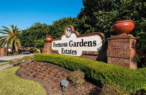 formosa gardens estates vacation homes  sale kissimmee fl