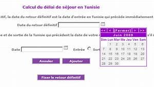 Prorogation Permis De Conduire : fcr calcul du d lai de s jour en tunisie ~ Medecine-chirurgie-esthetiques.com Avis de Voitures