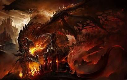Dragon 4k Fire Wallpapers
