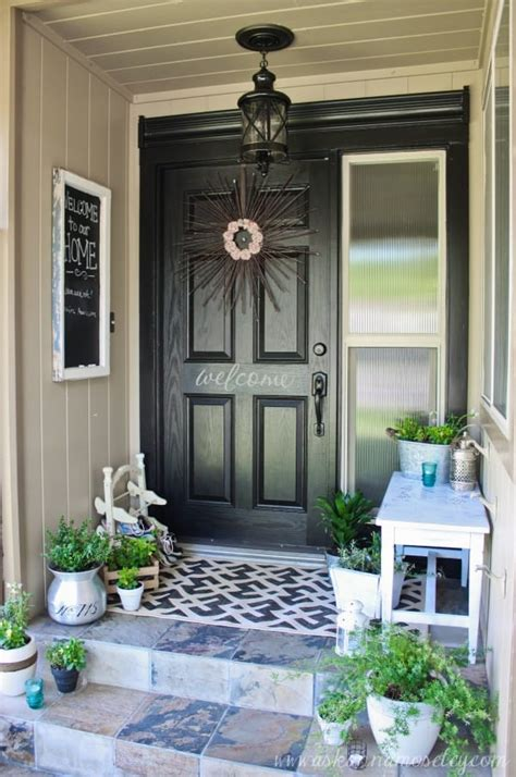 Front Porch Decor by How To Decorate A Small Front Porch Worthing Court