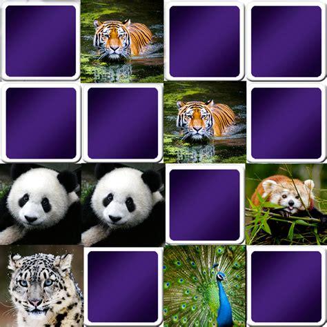 juego memoria mayores animales asiaticos   gratis