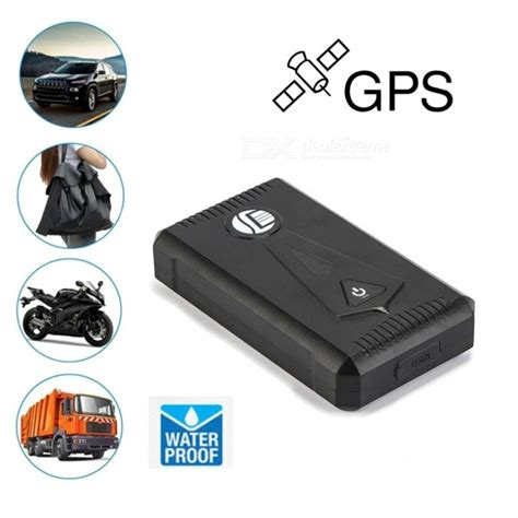 tracking devices tk waterproof real time tracking car