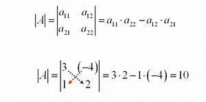 Determinante Berechnen 2x2 : determinante de una matriz 2x2 calculadora de matrices ~ Themetempest.com Abrechnung