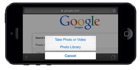 image search from iphone use search by image on ios iphone android
