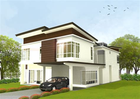 Modern House Design In Philippines Bungalow House Designs