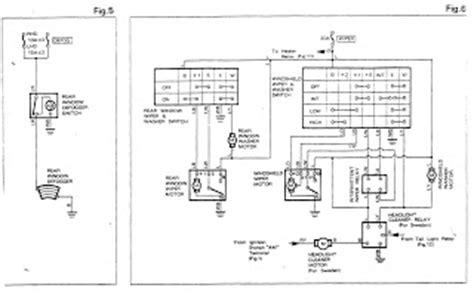 Repair Manuals Toyota Corolla Electrical Wiring