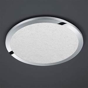 Led Lampen Außenbereich : led deckenleuchte mit kristalleffekt und switch dimmer mit einem durchmesser von 60 cm ~ Buech-reservation.com Haus und Dekorationen