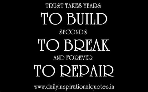 Inspirational Quotes About Trust. Quotesgram