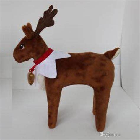 on the shelf reindeer pets on the shelf a reindeer traction cristmas gift