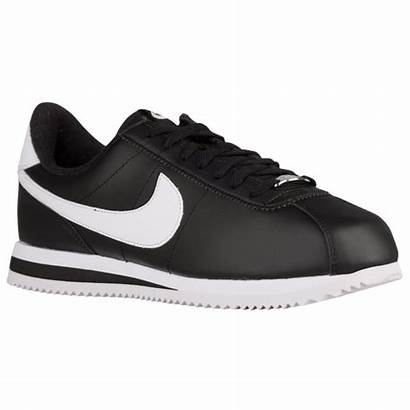 Cortez Nike Mens Leather Basic Eastbay Running
