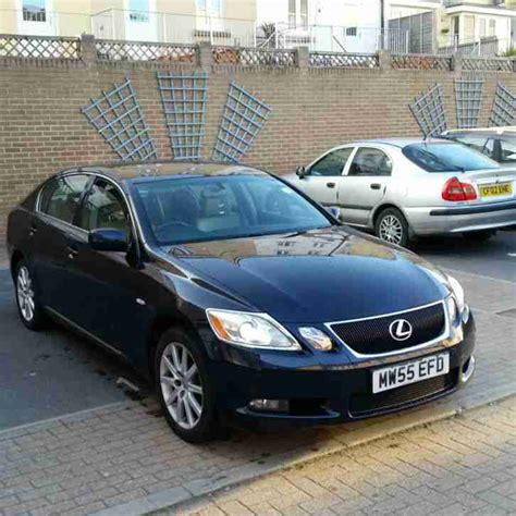 lexus gs300 blue lexus gs300 se auto blue dec 2005 car for sale
