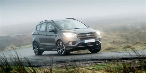 Ford Kuga Model Range by Ford Kuga Driving Comfort And Performance Carwow