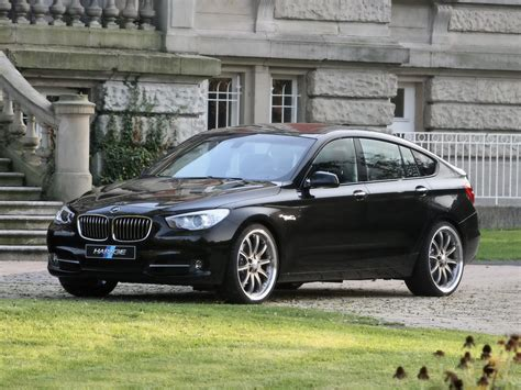 2018 Hartge Bmw 5 Series Gran Turismo Front And Side
