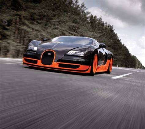 You know the vision gran turismo drill by now: The World's fastest car: The new Bugatti Veyron 16.4 Super ...