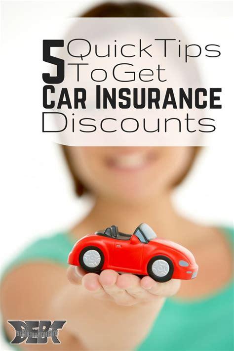 car insurance deals tips to get car insurance discounts car insurance