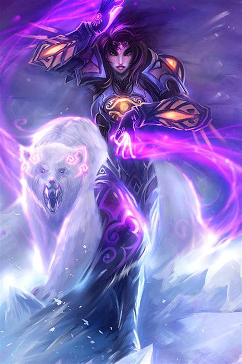 Blizzard world  warcraft fan art featuring artist jian guo 600 x 900 · jpeg
