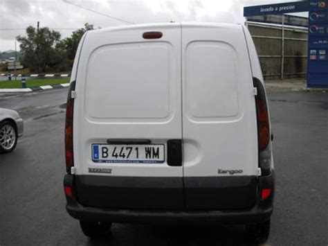 renault kangoo   car costa blanca spain