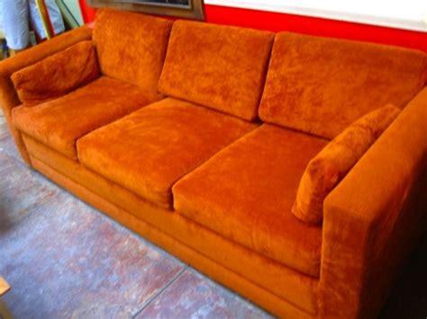 sold burned   sleeper sofa casa victoria
