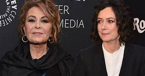 Roseanne Barr Says Sara Gilbert Ruined Her Life as 'The ...