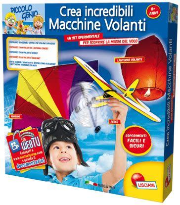 Giochi Di Macchine Volanti Piccolo Genio Crea Macchine Volanti Idee Regalo