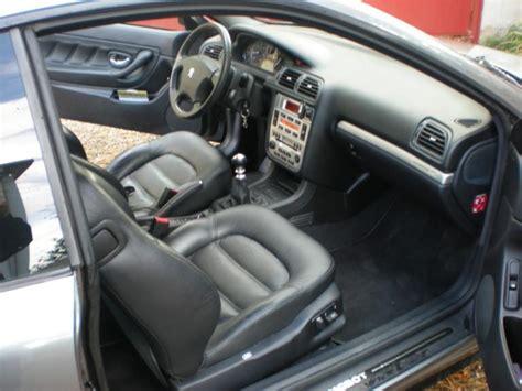 interieur cuir 406 coupe troc echange peugeot 406 coupe 2 2 hdi ultima edizione 89000km sur troc