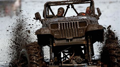 Jeep Wrangler 4x4 Off Road Competition Hd Wallpaper