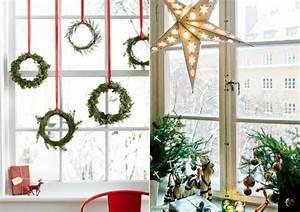 Fensterbank Deko Weihnachten : 1001 ideen zum thema fensterbank weihnachtlich dekorieren ~ Lizthompson.info Haus und Dekorationen