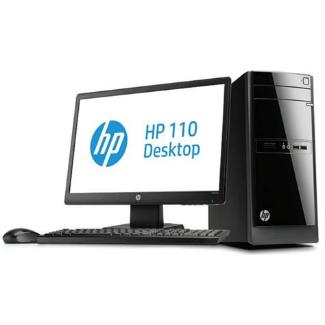 hp ordinateur de bureau ordinateur de bureau hp pavilion 500 desktop pc 500 425nkm