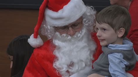 children with special needs get unique christmas party
