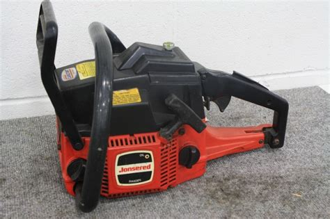 jonsered  original  chainsaws  auction