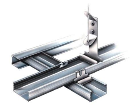 struttura per cartongesso soffitto guide soffitto e contropareti cartongesso struttura
