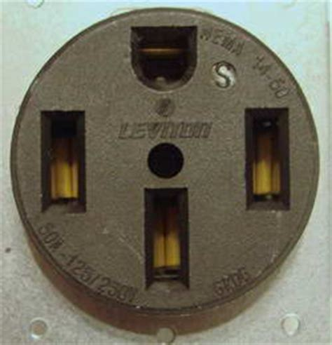 Kitchen Range Outlet by Wiring A Range Power Cord