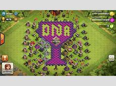 Creative Base Clash~of~Clans~Tips~and~Layouts