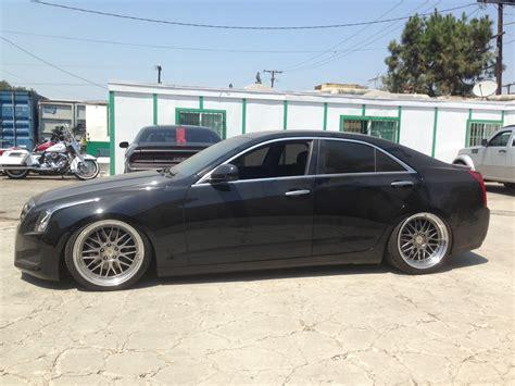 Lowered Cadillac Ats by Cadillac Ats 2013 Universalair