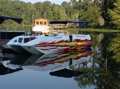 Advantage Boats by Advantage Boats Cat 28xl 2007 For Sale For 64 500