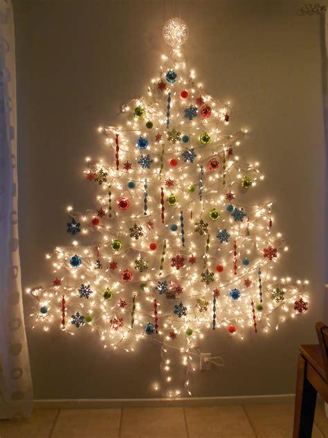 how to make a lighted wall christmas tree warisan lighting