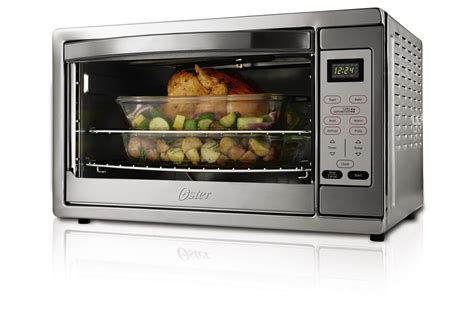 oster convection countertop oven oster large capacity countertop 6 slice digital convection toaster oven