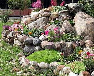 Die Schönsten Steingärten : die 25 besten ideen zu blumenbeet anlegen auf pinterest sch ner garten pflanzen kaufen und ~ Bigdaddyawards.com Haus und Dekorationen