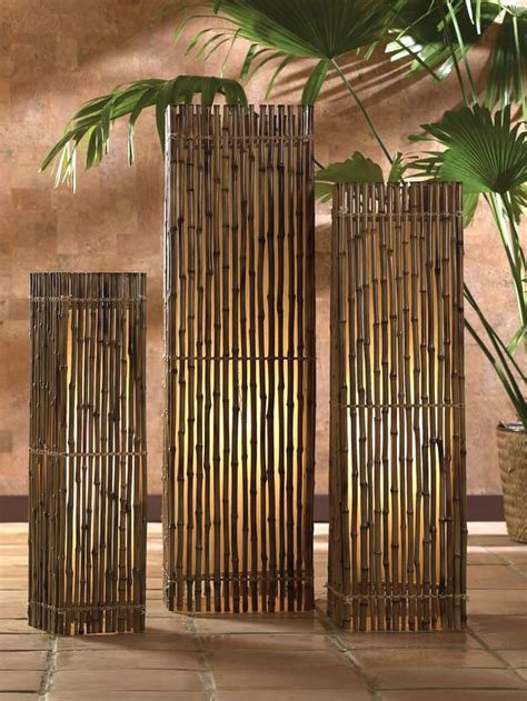 Get Inspired: Using Solid Bamboo Poles to Decorate Your