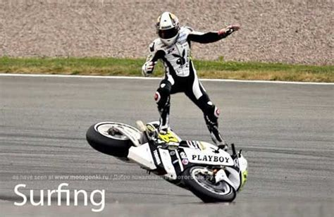 Sports That Can Be Combined With Motorcycle Racing (8 Pics