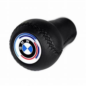 Bmw Leather Early M Technic Gear Shift Knob Stick Screw