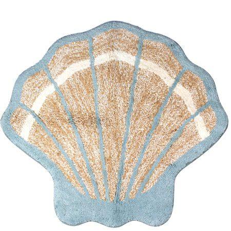 homes  gardens coastal tufted bath rug walmartcom